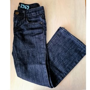 GAP 1969 Girls Boot Cut Jeans